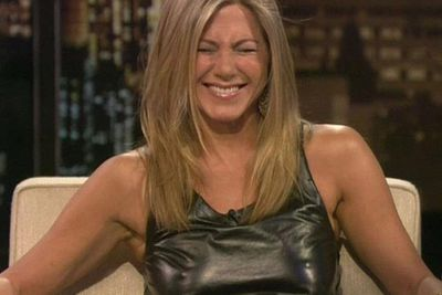 Chelsea Handler called Jennifer Aniston out for always wearing tops that are so tight that they leave... nothing to the imagination.