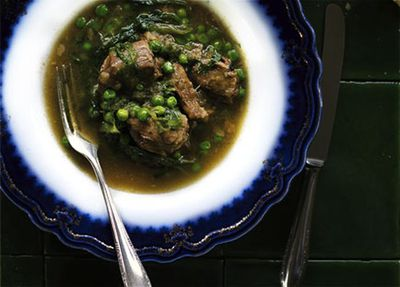 "<a href=""http://kitchen.nine.com.au/2016/05/19/16/36/lamb-with-anchovies-and-peas"" target=""_top"" draggable=""false"">Lamb with anchovies, endive and peas</a>"