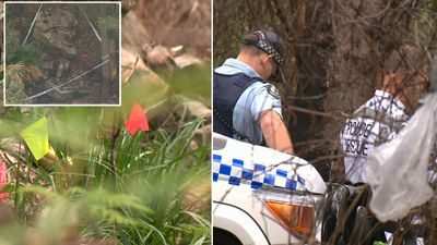 Bones found in Sydney's Royal National Park
