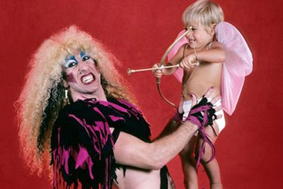 The Twisted Sister frontman was doing XTina before XTina was doing XTina. Yep.
