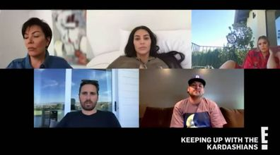 Scott Disick, talks rehab stay, video, Keeping Up With the Kardashians