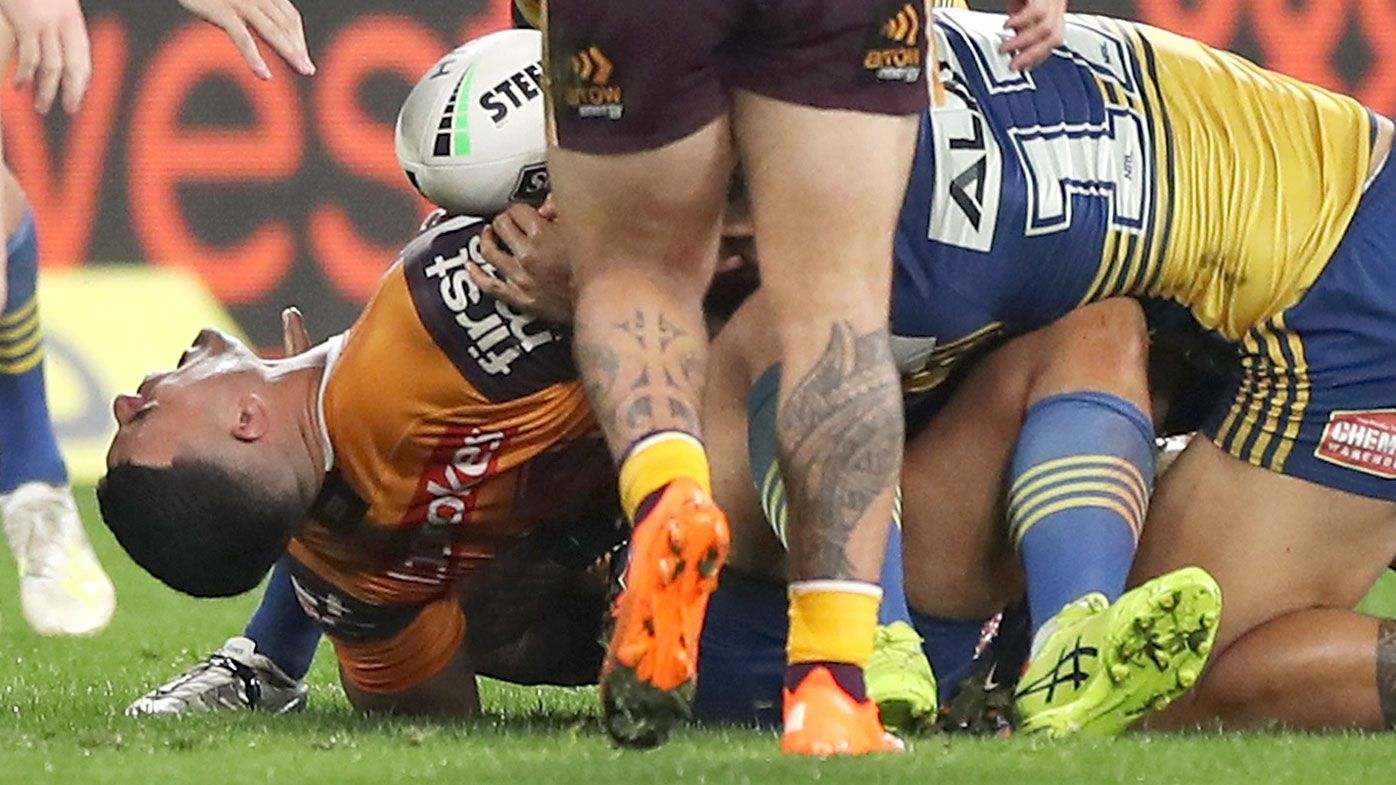 David Fifita in race against time to be fit for opening State of Origin match