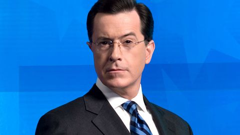 Stephen Colbert loses a bet, forced to cover Rebecca Black's 'Friday'