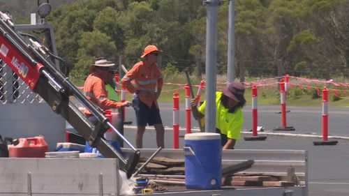 Fraser Coast Council has had 18 projects approved in just one day. (9NEWS)