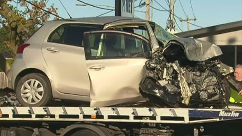 It is alleged the man behind the wheel was also involved in another fatal crash.