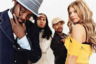 Fergie rocked a streetwise style during most of her time with the Black Eyed Peas...