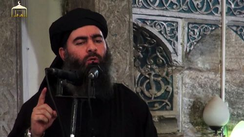 Islamic State leader Abu Bakr al-Baghdadi emerged in new audio months after reports of death.
