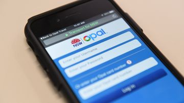 Thousands of Opal Card users are spending more than they need to on fares. Picture: AAP