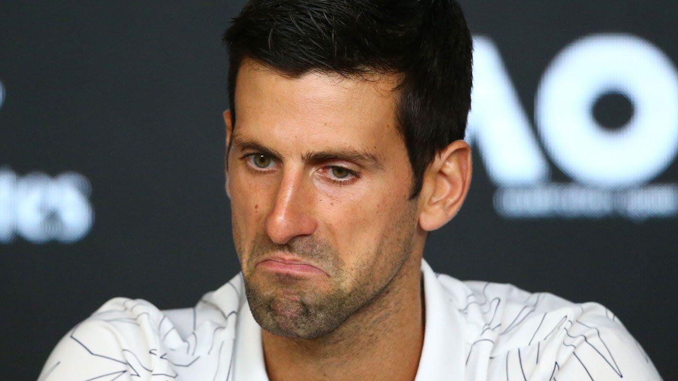 Australian Open: More maturity needed for next-gen stars says Novak Djokovic