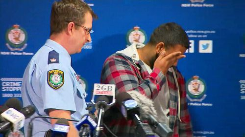 Daniel Chetty became emotional as he appealed for fresh information on his mother's death.