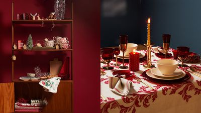 Our favourite items from Zara Home's Christmas collection