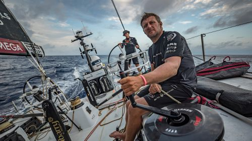 """Mr Fisher has been remembered as a """"great and experienced sailor"""" and the """"finest human being"""". Picture: AAP."""
