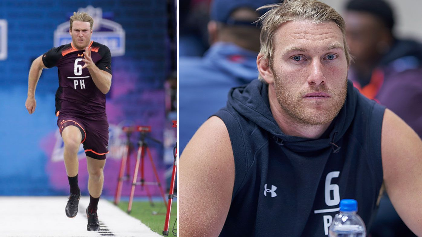 San Francisco 49ers show faith in Aussie punters with fourth round NFL draft pick of 'big-time' talent Mitch Wishnowsky