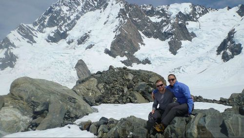 Experienced Melbourne climbers killed in fall from New Zealand mountain