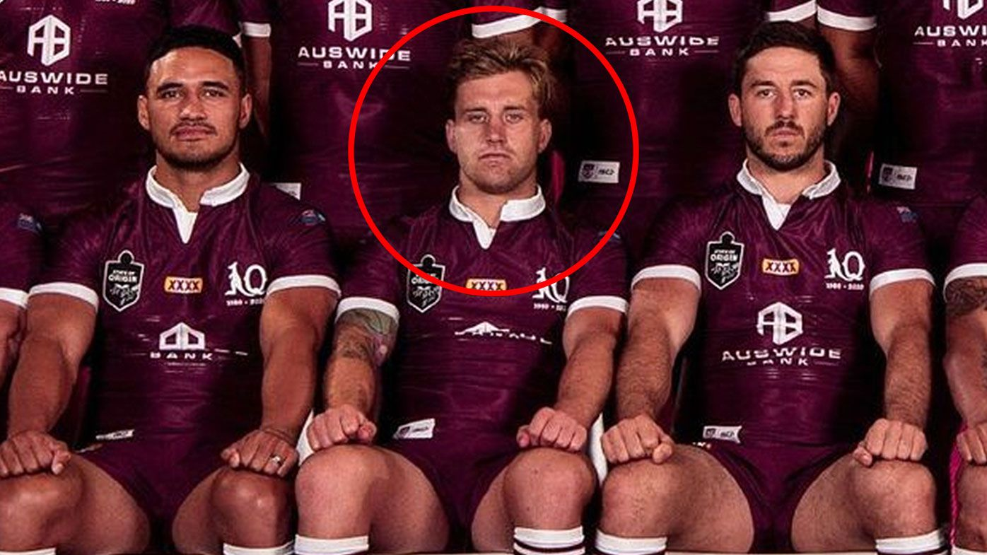 'Give me one more day': Munster reveals story behind Maroons team photo