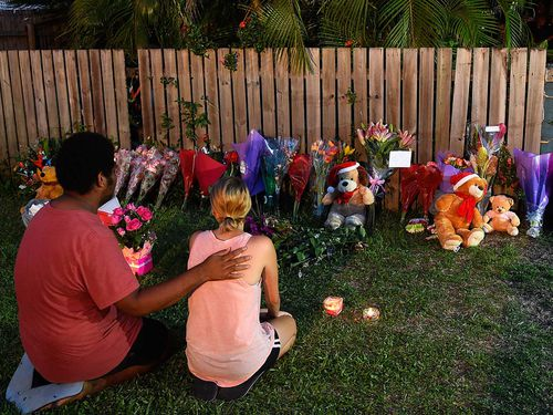 The Cairns community has been rocked by the tragedy. (9NEWS)