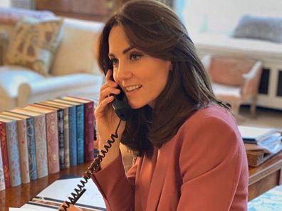 Kate Middleton Duchess of Cambridge Marks & Spencer suit