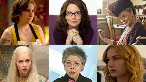 20 women who make TV worth watching