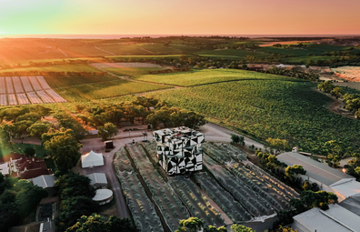 D'arenberg Cube Adelaide Hills