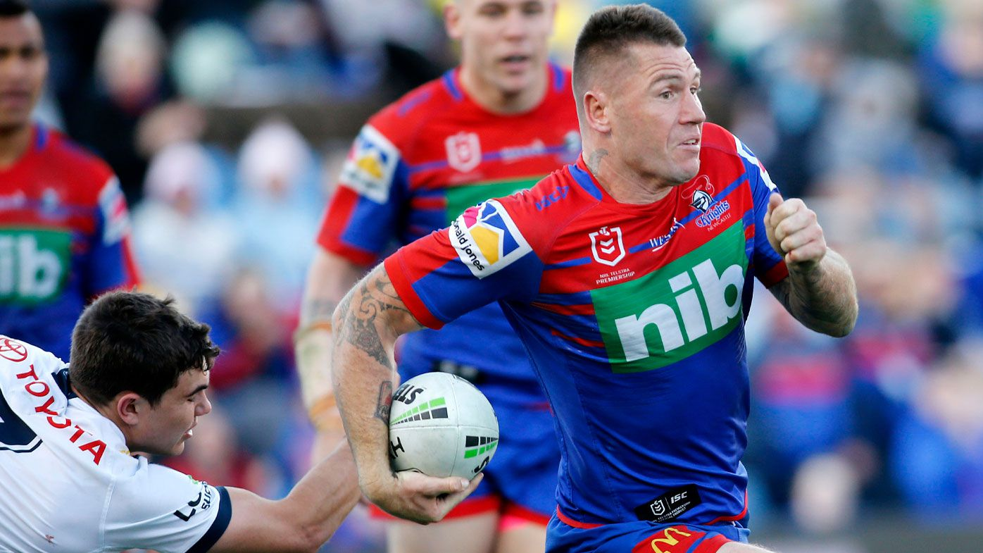 Kenny-Dowall will depart the NRL for the English Super League