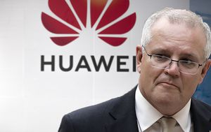 From Huawei ban to a doctored image of an Australian soldier: Australia and China's political feud