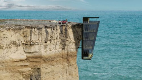 """The """"Cliff House"""". (Supplied, Modscape)"""