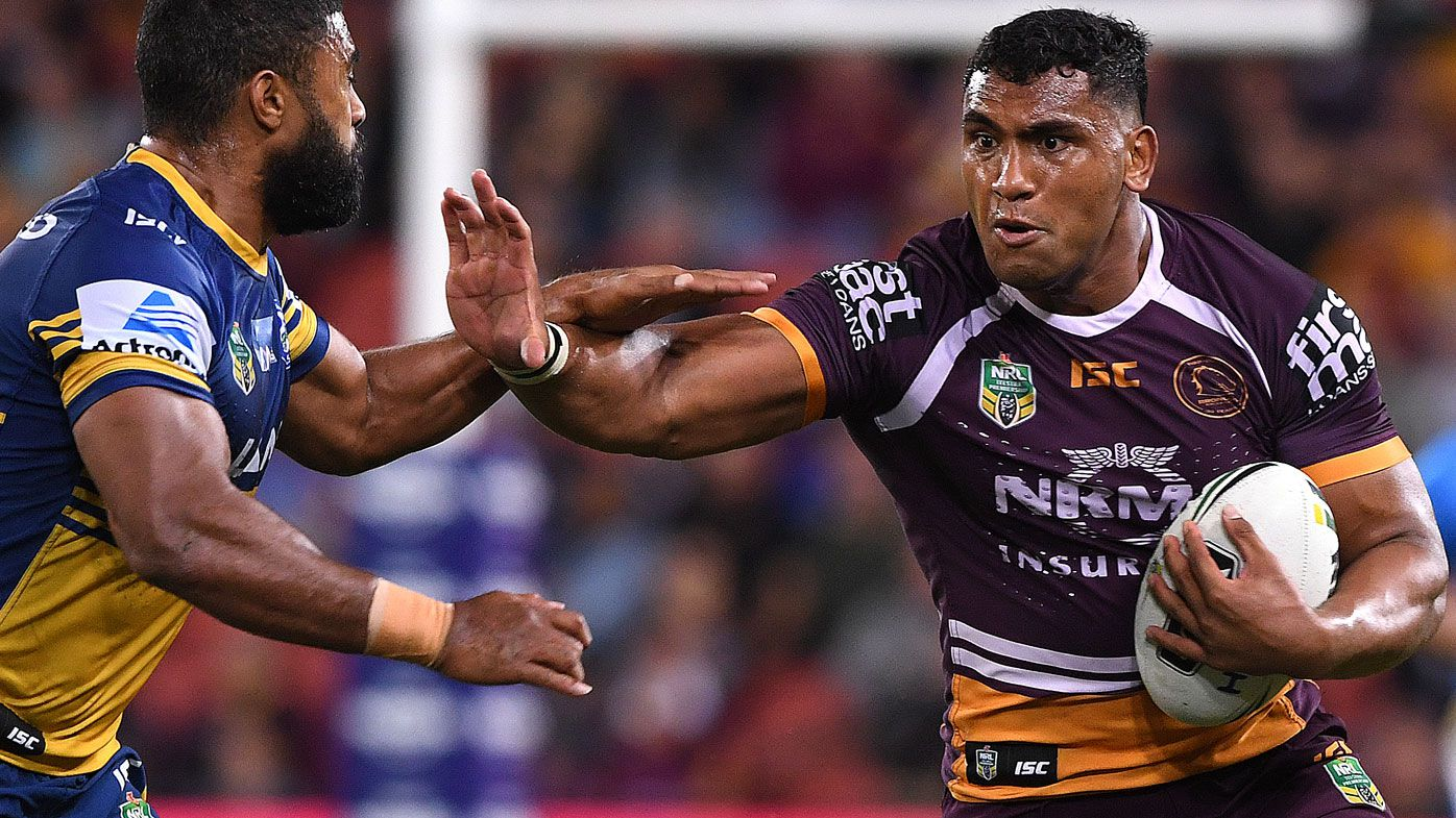 How Sam Thaiday helped pull Tevita Pangai Jr into line after NSW Origin hype