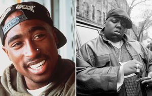 Rivals in life, Notorious B.I.G. and Tupac Shakur united for auction