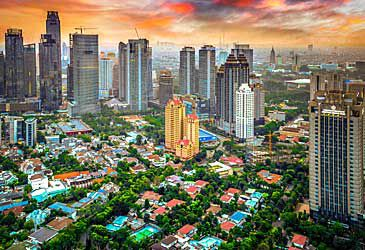 Daily Quiz: On which Indonesian island is Jakarta situated?