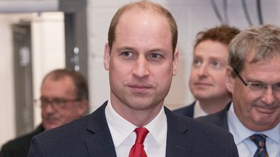 Prince William completes special training.