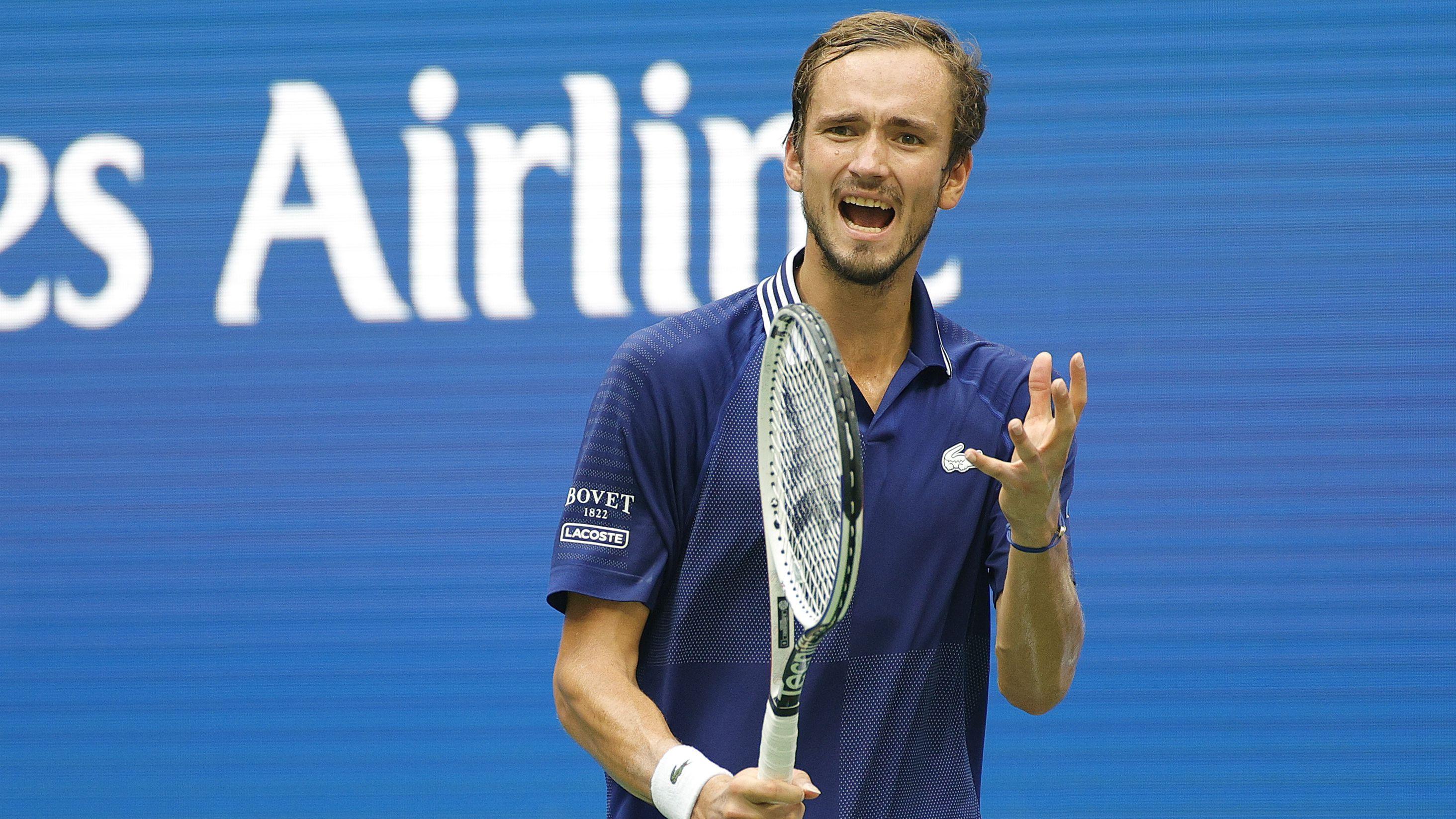US Open crowd slammed for booing Daniil Medvedev on championship points