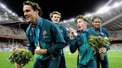 Australian 4x400m relay