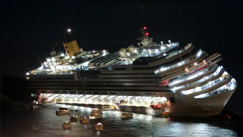 Costa Concordia skipper in court on manslaughter charges