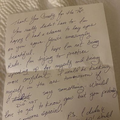 Hotel guest receives creepy sexual message from staff member