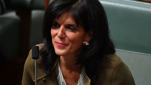 Julia Banks announced she won't contest her seat at the next federal election.