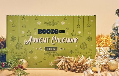 Boozebud Cidar Advent Calendar