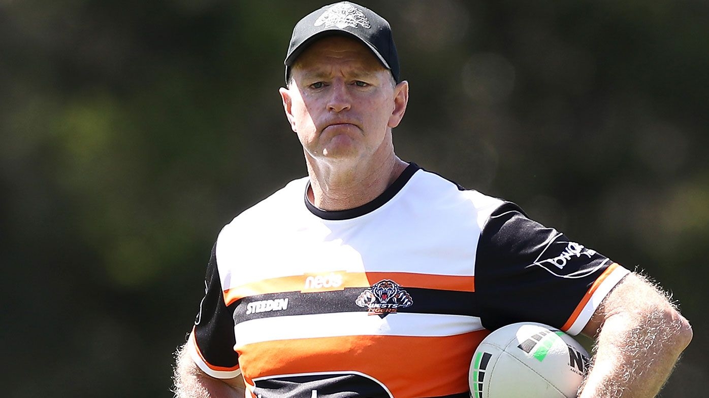 Tigers coach Michael Maguire