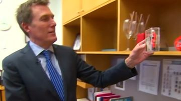 Through the Canberra keyhole: Inside the office of the Attorney General