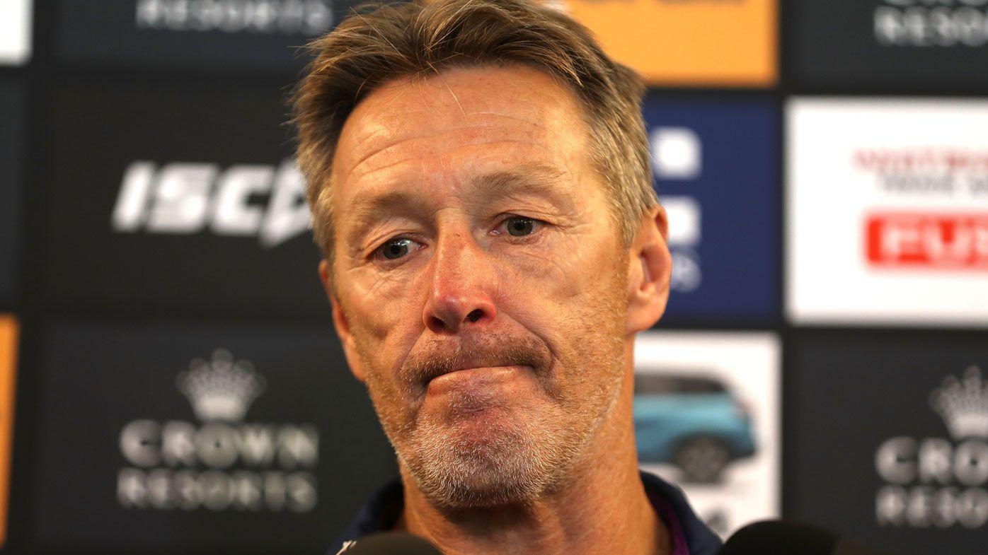 Melbourne Storm Ryan Hoffman's NRL career likely over after hamstring injury