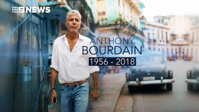 Autopsy finds Anthony Bourdain had no narcotics in his system at time of death