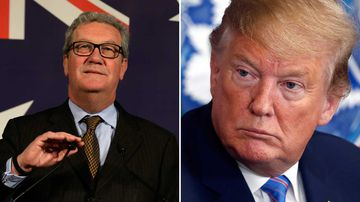 A conversation between a Trump aide and Alexander Downer triggered the investigation into collusion between Russia and the now-president's campaign.