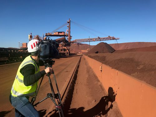 Rio Tinto's follows a string of major resources announcements in WA.