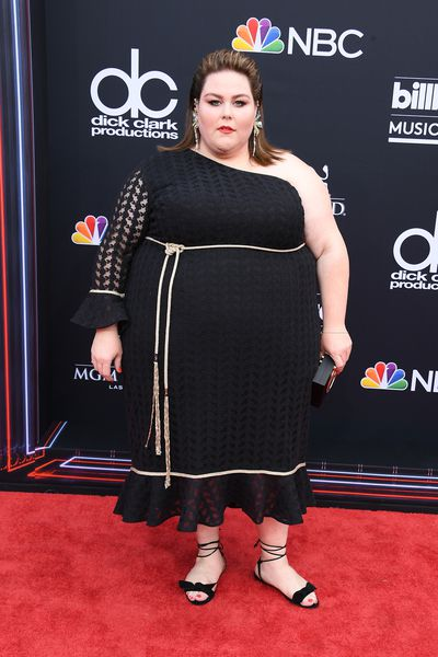 Actress Chrissy Metz in John Paul Ataker