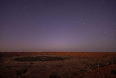 Wolfe Creek Meteor Crater, Western Australia