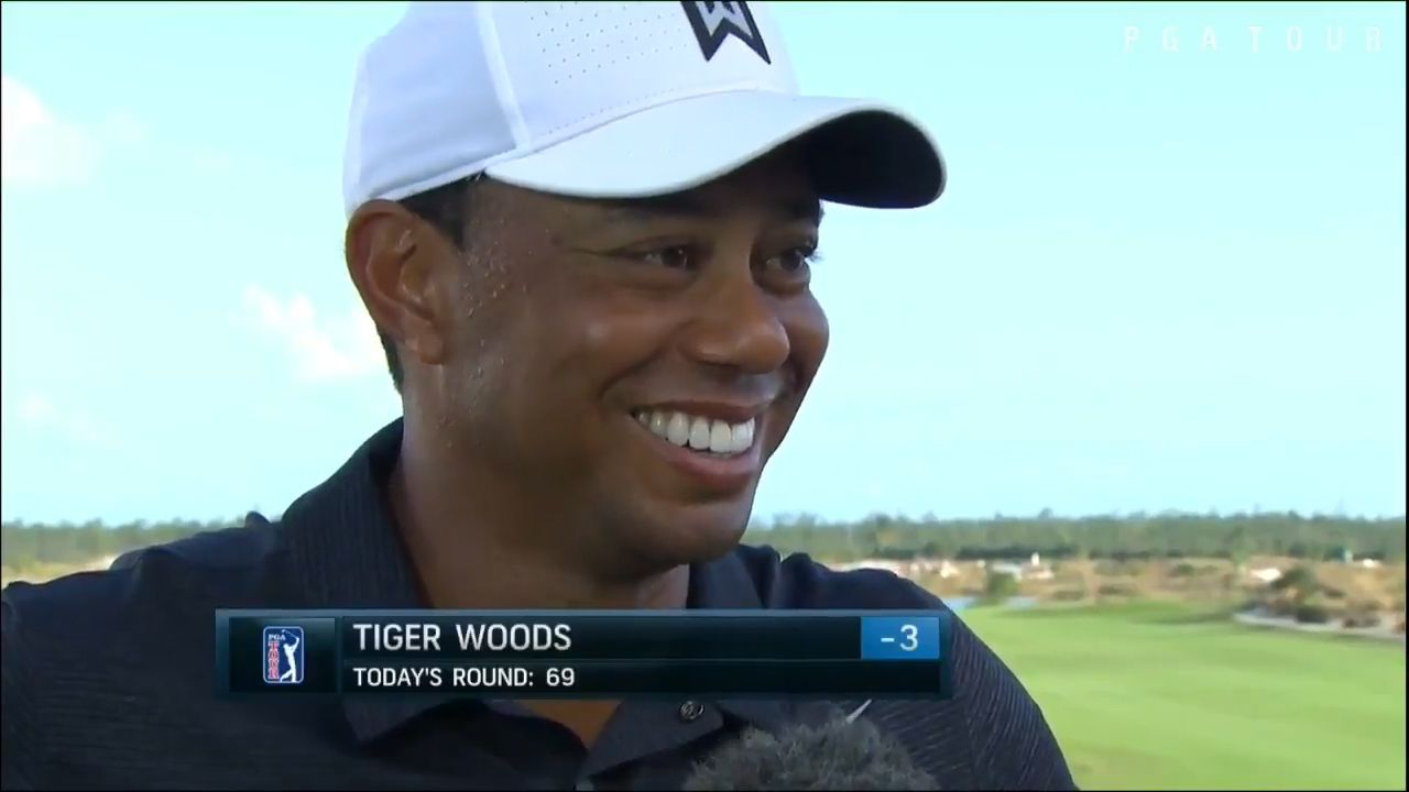 Tiger Woods makes strong injury return - Nine Wide World of Sports ... a913489c21d