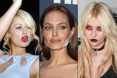 """<p><br/><p><br/>They've got some of the world's top make-up artists at their beck and call, but even some of Tinseltown's top players can't get it right <i>every</i> time.<br/><br/>Just check out these celebs and some of their embarassing (read: hilarious) beauty blunders. <br/><br/><p style=""""color:grey;font-size:10px;"""">Presented by Dare</p>"""