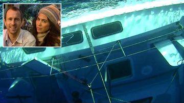 Aussie sailor accused of murdering wife on Caribbean honeymoon
