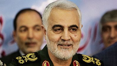 "US authorities are increasing vigilance and fortifying defences as Iran warns of a ""harsh revenge"" in the aftermath of a US drone strike that killed Qasem Soleimani, the powerful commander of the country's elite Quds Force."