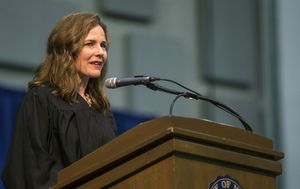 Donald Trump to nominate conservative Amy Coney Barrett to US Supreme Court