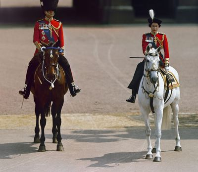 Trooping the Colour, 1960